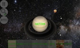Screenshot of Planet Finder +