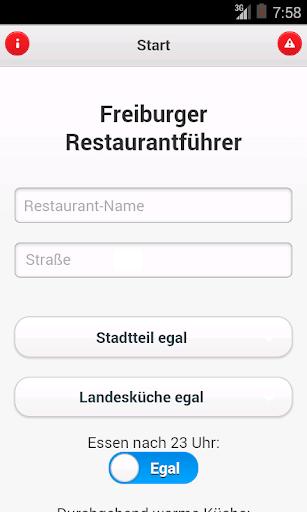 Freiburger Restaurantführer