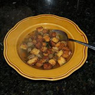 Italian Wedding Soup II