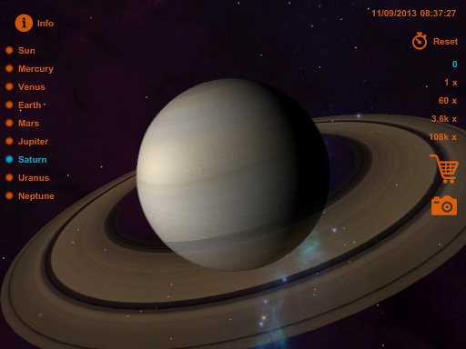【免費教育App】太陽系 3D-APP點子