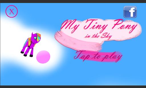 My Tiny Pony In The Sky