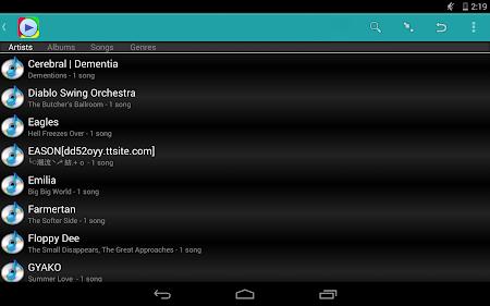 Video Player 1.7.8 screenshot 66830
