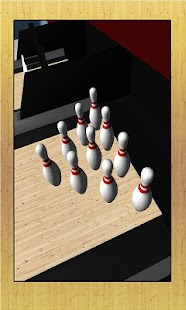 Bowling 3D- screenshot thumbnail