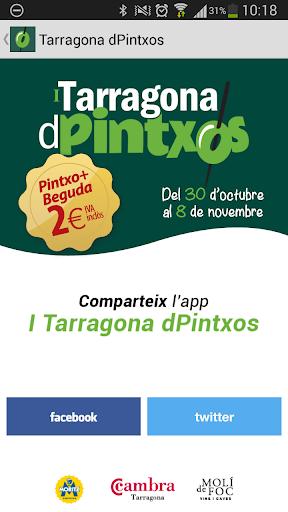 Tarragona dPintxos