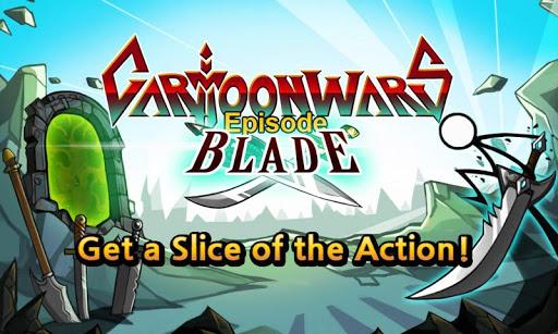Cartoon Wars: Blade 1.1.0 screenshots 1