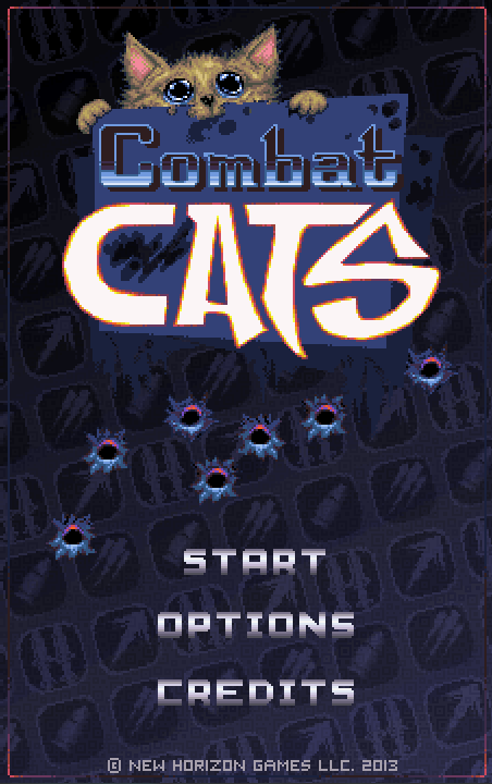 Combat Cats - screenshot