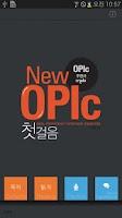Screenshot of [크레듀 앱북] New OPIc 첫걸음