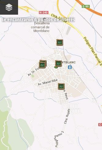 Ensenyament a Catalunya - screenshot