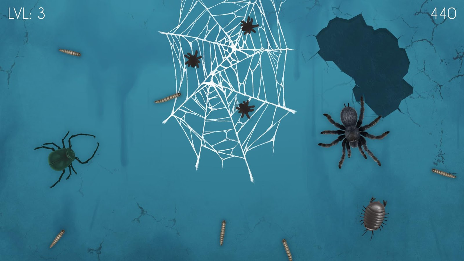 The Spider Free- screenshot