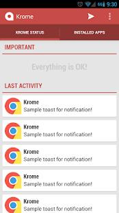 Krome - screenshot thumbnail