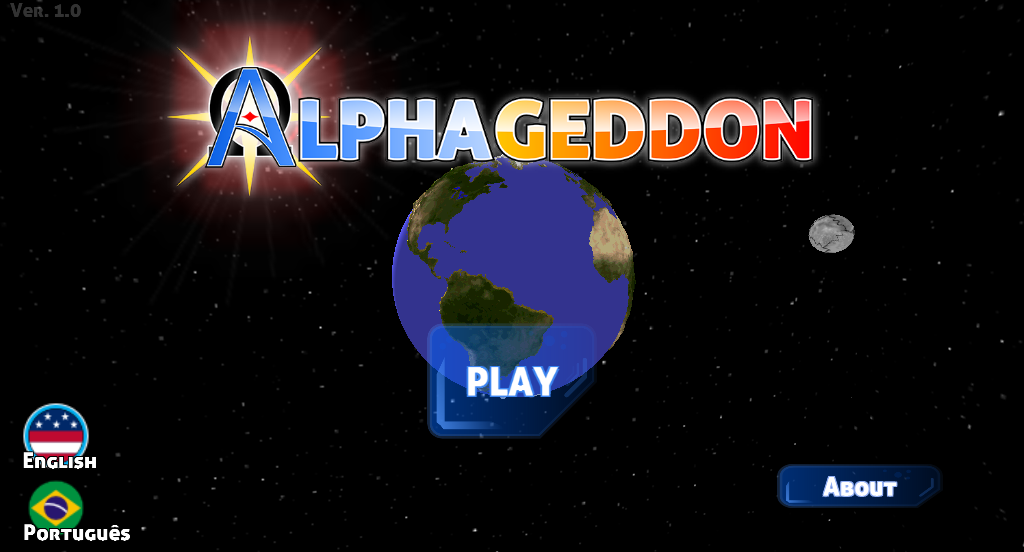 Alphageddon - screenshot
