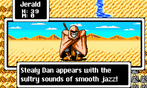Dragon Fantasy 8-bit RPG - screenshot thumbnail
