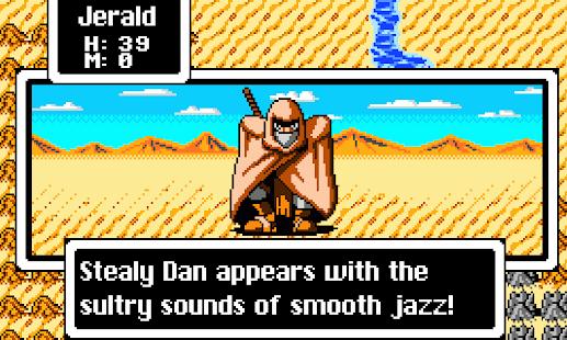 Dragon Fantasy 8-bit RPG- screenshot thumbnail