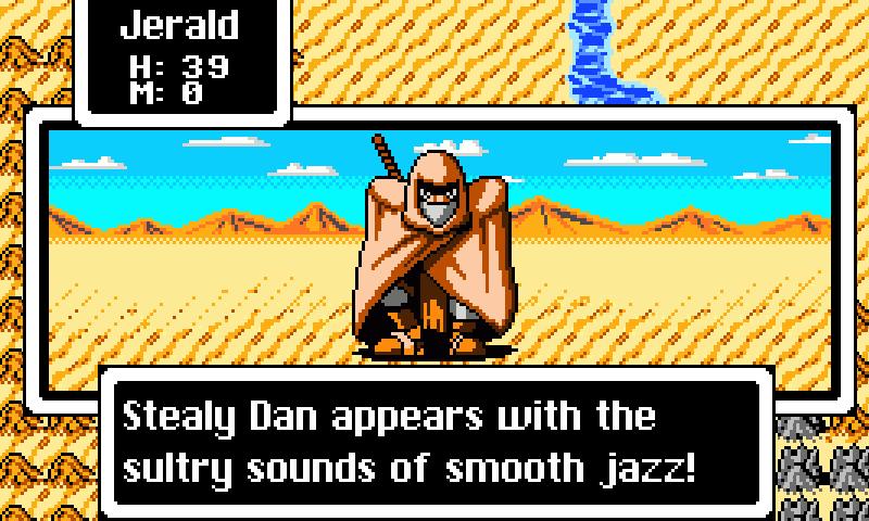 Dragon Fantasy 8-bit RPG- screenshot