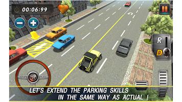 Screenshot of RealParking3D Parking Games