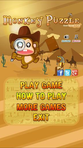 Monkey Puzzle Game