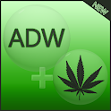 Weed Ganja Theme for ADW icon