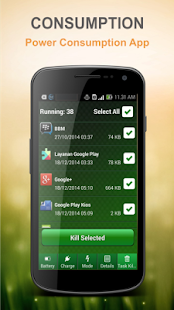 Battery Saver Manager Pro Screenshot