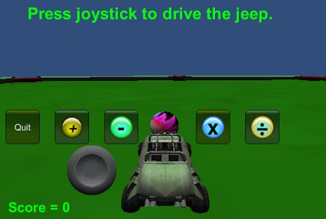 Math Driver