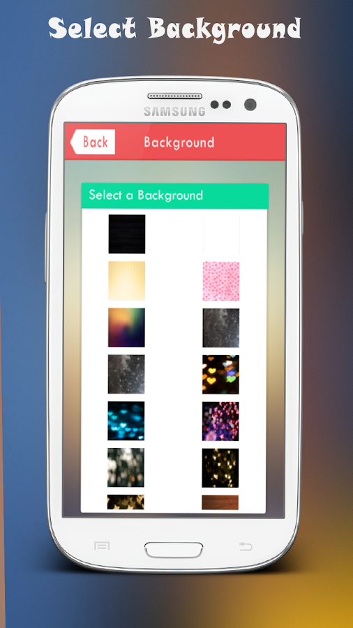 Creative Collage Maker - screenshot