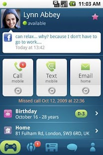 Phonebook 2.0- screenshot thumbnail