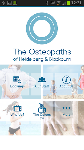 The Osteopaths