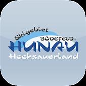 Skigebiet Bödefeld Hunau