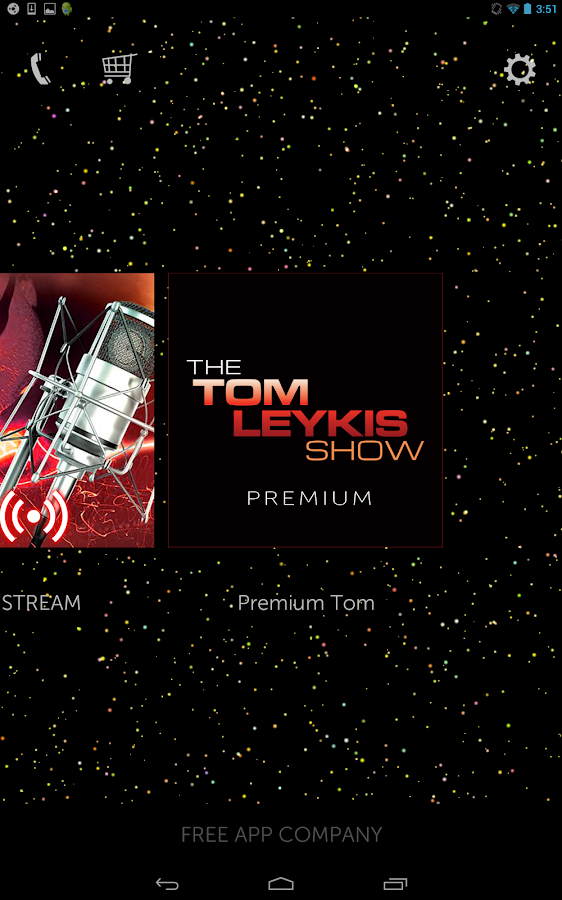 Tom Leykis Show- screenshot