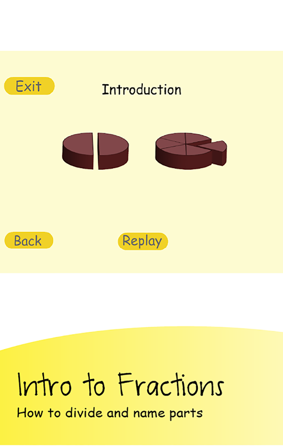 Fractions 3- screenshot