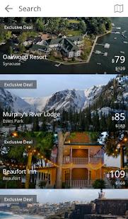 Getaways by Groupon Screenshot 3