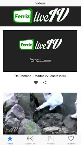 Ferriz LiveTV