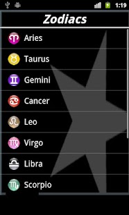 My Daily Horoscope- screenshot thumbnail