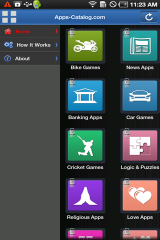Apps Catalog - Best Apps Lists - screenshot