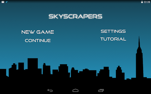 Skyscrapers- screenshot thumbnail