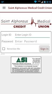 SAMCU Mobile Banking - screenshot thumbnail