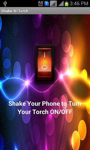 Shake-N-Torch
