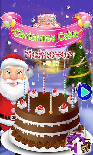 蛋糕製造者聖誕節遊戲