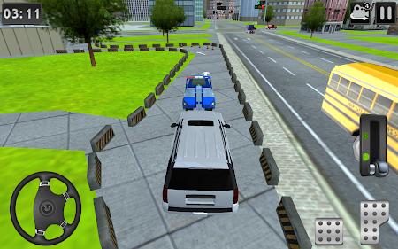 3D Tow Truck Parking Simulator 2.1 screenshot 132356