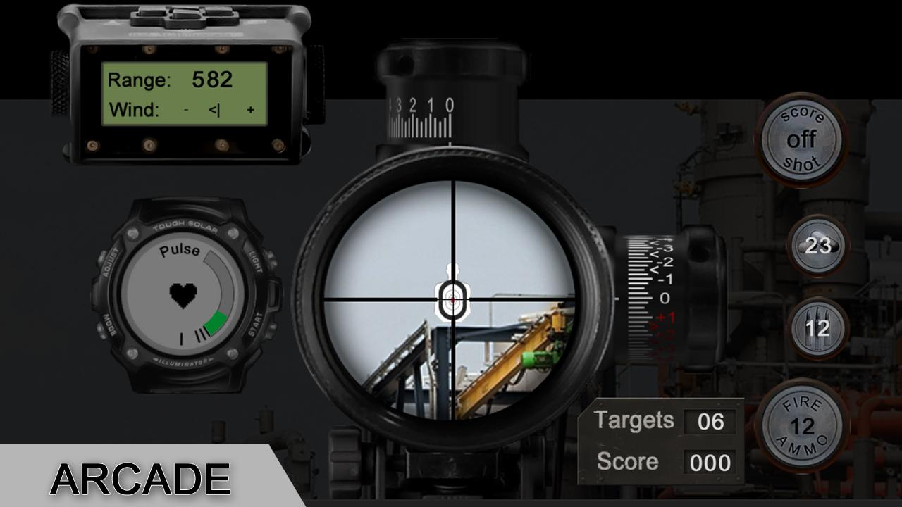 Pro Shooter : Sniper- screenshot