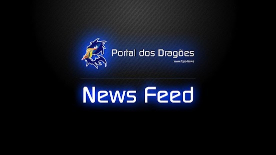 Portal dos Dragões Tablet - screenshot thumbnail