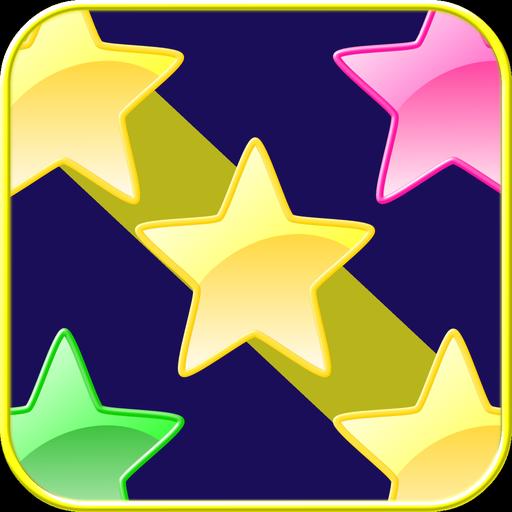 星星连线 〜连星星的益智游戏〜 解謎 App LOGO-硬是要APP