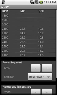 IO360 Power Calculator- screenshot thumbnail