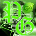 GOKeyboard PoisonGreen – Free logo