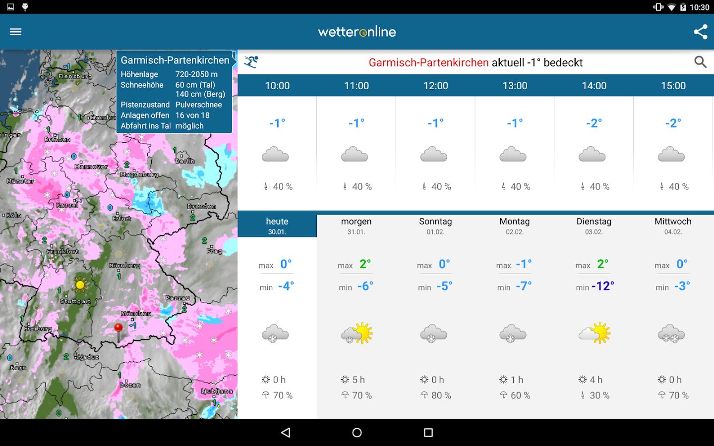 Weather & Radar - screenshot