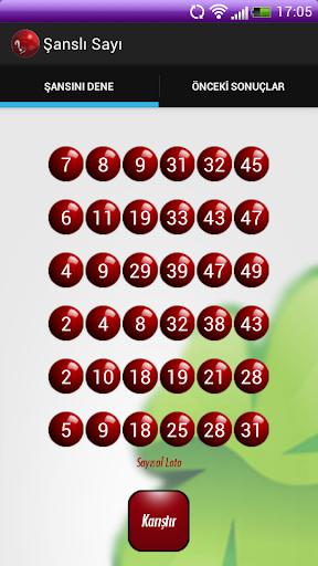 【免費娛樂App】Şanslı Sayı-APP點子
