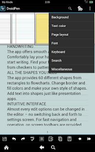 xWriter Pro 4- screenshot thumbnail