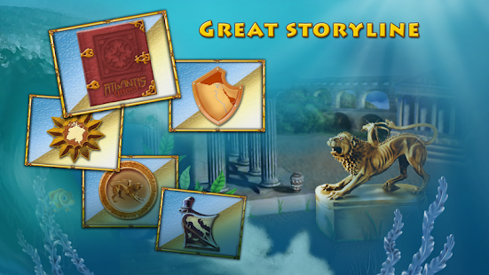 Atlantis Quest- screenshot thumbnail