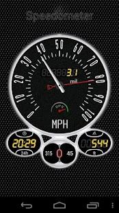 Speedometer Pro - screenshot thumbnail