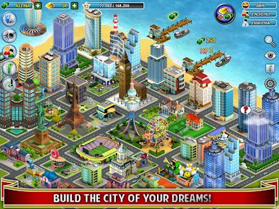 City Island Builder Tycoon MOD (Unlimited Money) 6