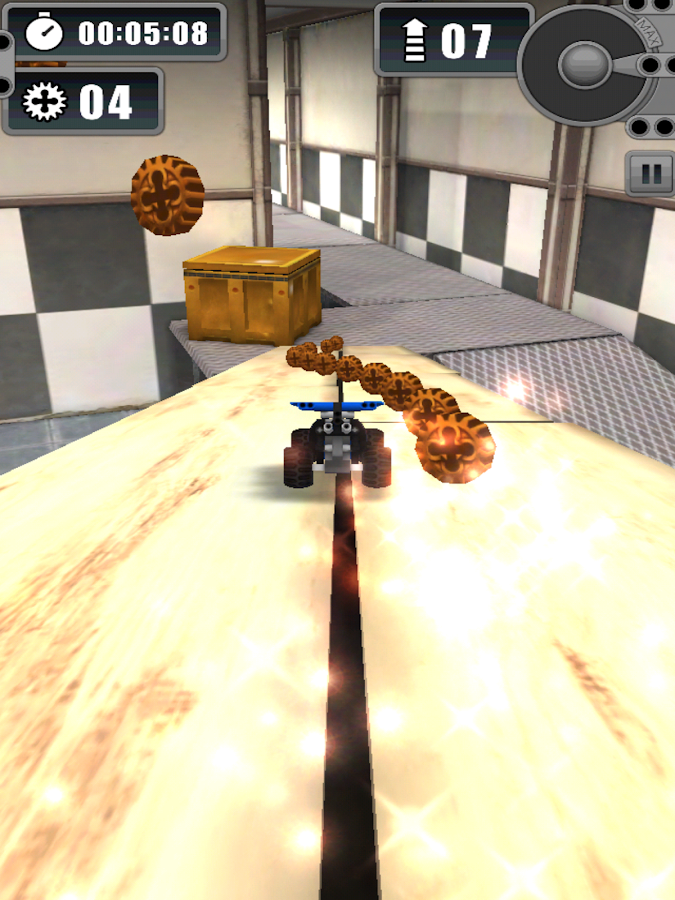LEGO® Pullback Racers - screenshot